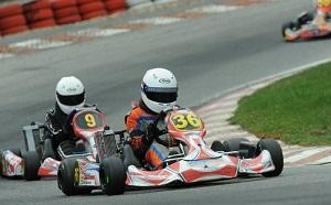 Guust start DCMR2 vanaf pole op Spa